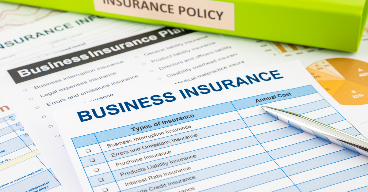 Preparing for business interruption insurance claims to be filed.