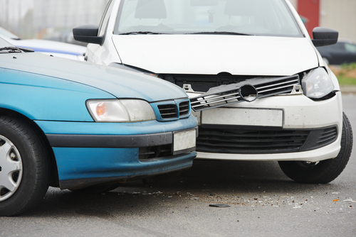 Have you been in Front End Car Accident? Attorney Richard Truitt and Attorney Daniel Brophy can help you with your motor vehicle accident.