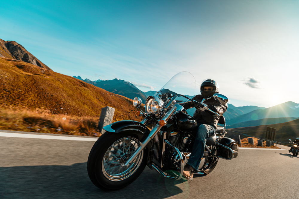 Top 5 roads for riding a motorcycle in Indiana.