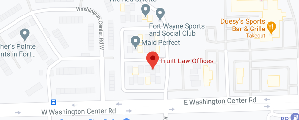 Truitt Law Offices location