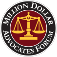 Million Dollar Advocates Logo