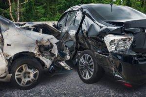 left turn accident